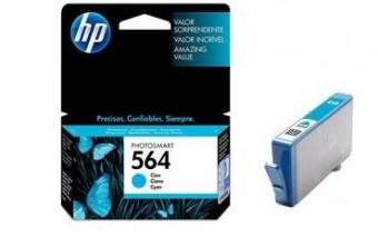 CARTUCHO HP 564 CB318WL AZUL (3,5ML)