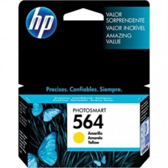 CARTUCHO HP 564 CB320WL AMARELO (3,5ML)
