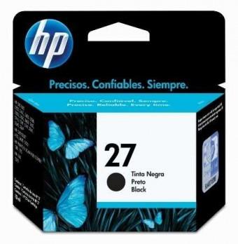 CARTUCHO HP 27 C8727AB PRETO (11ML)
