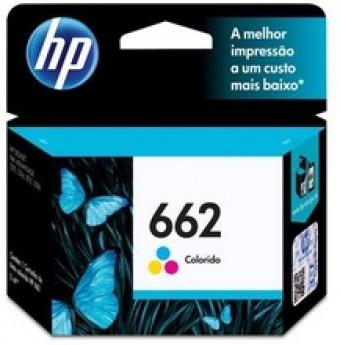 CARTUCHO HP 662 CZ104AB COLOR (2ML)