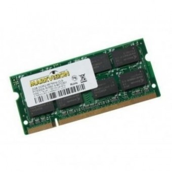 MEMORIA DDR2 P/ NOTEBOOK 2GB 667MHZ MARKVISION