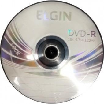 DVD-R 4.7GB 120MINUTOS 8X ELGIN (UNIDADE)