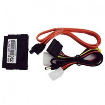 ADAPTADOR CONVERSOR IDE/SATA E SATA/IDE XALK X1063 BID.