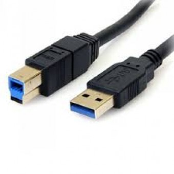 CABO DE IMPRESSORA USB 3.0 PLUS CABLE 1.8M