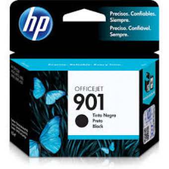 CARTUCHO HP 901 CC653AL PRETO (4,5ML)