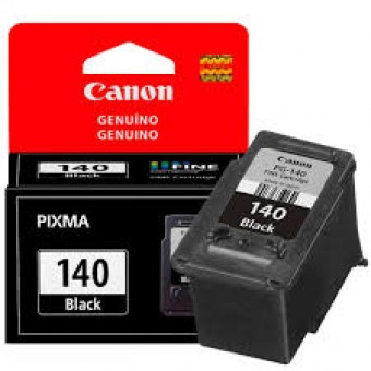 CARTUCHO CANON PG-140 PRETO (8ML)