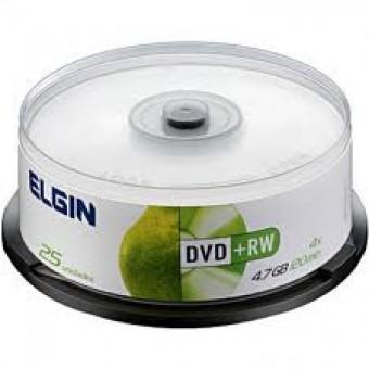 DVD-RW 4.7GB 120MINUTOS 4X ELGIN (UNIDADE)