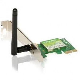 PLACA DE REDE PCI-EX WIRELESS TP-LINK TL-WN 781ND 150MBPS