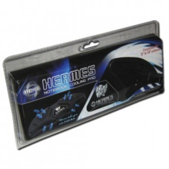 "BASE P/ NOTEBOOK 14"" EVERCOOL HERMES NP-111 PTO"
