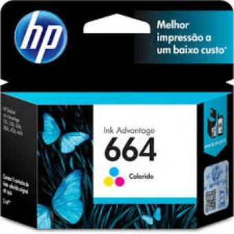 CARTUCHO HP 664 F6V28AB COLOR (2ML)