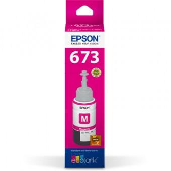 REFIL EPSON 673 T673-320AL MAGENTA (70ML)