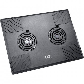 """BASE P/ NOTEBOOK 15\"""" PISC 1826 C/ 2 COOLERS"""