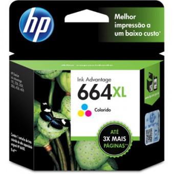 CARTUCHO HP 664XL F6V30AB COLOR (8ML)