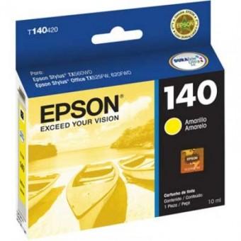 CARTUCHO EPSON 140 AMARELO (10ML)