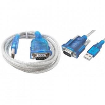 CABO CONVERSOR USB P/ SERIAL RS232 DB9 IMM