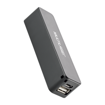 POWER BANK MULTILASER 2200MAH CB100 USB