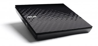 GRAVADOR DVD EXTERNO USB ASUS SLIM SDRW-08D2S-U PRETO