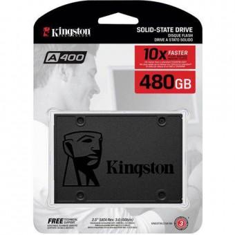 HD SSD 480GB KINGSTON SA400S37 SATA3