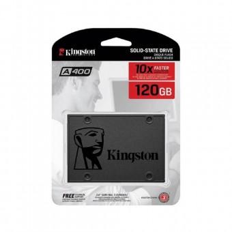 HD SSD 120GB KINGSTON SA400S37 SATA3
