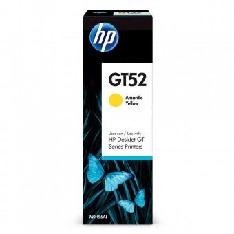 GARRAFA DE TINTA HP GT52 MOH56AL AMARELO (70ML)