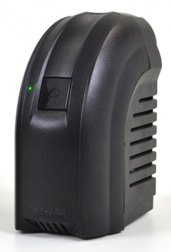 ESTABILIZADOR TS SHARA 300VA POWEREST BIVOLT PRETO