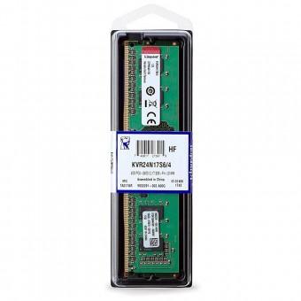 MEMORIA DDR4 4GB 2400MHZ KINGSTON