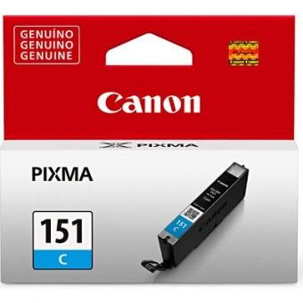 CARTUCHO CANON 151 CLI-151C AZUL (7ML)