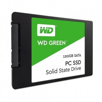 HD SSD 120GB WD GREEN WDS120G2G0A SATA3