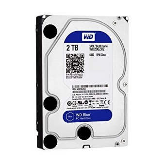 HD SATA 2TERA WESTERN DIGITAL BLUE