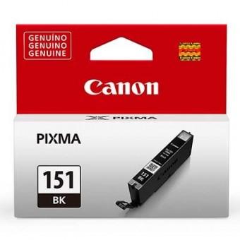 CARTUCHO CANON 151 CLI-151BK PRETO (7ML)