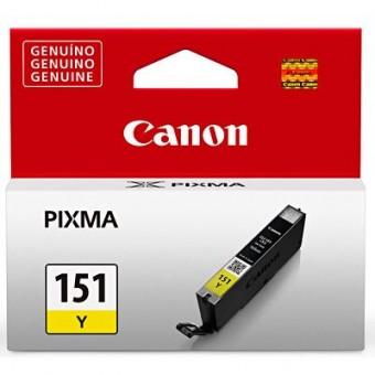 CARTUCHO CANON 151 CLI-151Y AMARELO (7ML)