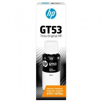 GARRAFA DE TINTA HP GT53 1VV22AL PRETO (90ML)