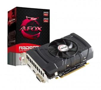 PLACA DE VIDEO PCI-EX RADEON RX550 2GB DDR5 128BITS AFOX HDMI/DISPLAYPORT/DVI