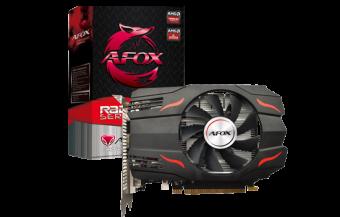 PLACA DE VIDEO PCI-EX RADEON RX550 4GB DDR5 128BITS AFOX HDMI/DISPLAYPORT/DVI