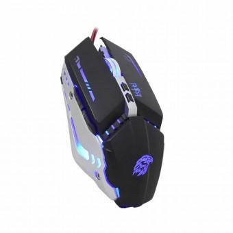 MOUSE USB GAMER KMEX M900 MECANICO 3200DPI