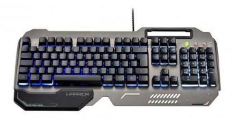 TECLADO USB GAMER MULTILASER WARRIOR TC222