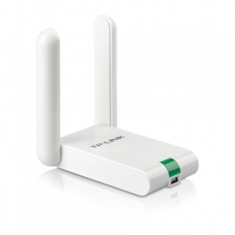ADAPTADOR USB WIRELESS TP-LINK TL-WN822N 300MBPS C/2 ANTENAS