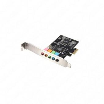 PLACA DE SOM PCI-EX 5.1 CHANNEL DEX DP-65