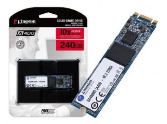 HD SSD 240GB KINGSTON A400 M.2