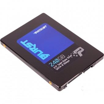 HD SSD 240GB PATRIOT BURST SATA3