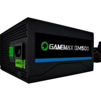 FONTE ATX 500W GAMEMAX GM500 80PLUS BRONZE