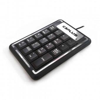TECLADO USB NUMERICO C3PLUS KN-11 PRETO