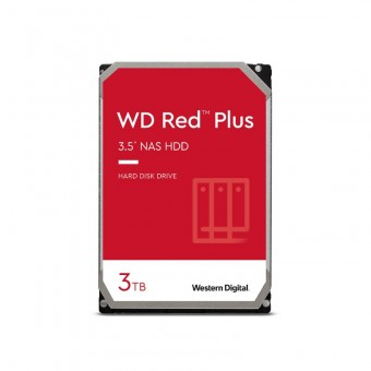 HD SATA 3TERA WESTERN DIGITAL RED