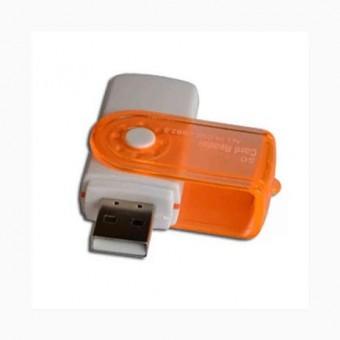 LEITOR DE CARTAO EXTERNO MICRO USB SD E MIRO SD