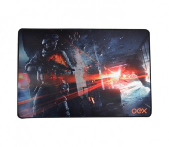 MOUSE PAD GAMER OEX MP-301 BATTLE 500X330M