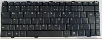 TECLADO P/ NOTEBOOK DELL V020602AK / PK1301Q03BO