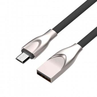 CABO MICRO USB 2.4 C3TECH CB-M180BK 1M PRETO