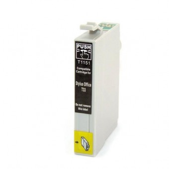 CARTUCHO EPSON COMPATIVEL 296/297 PRETO (14ML) POTENCIAL