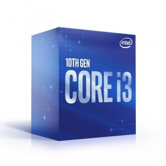 PROCESSADOR LGA 1200 CORE I3 10100 3.6GHZ 6MB - 10ºGER.