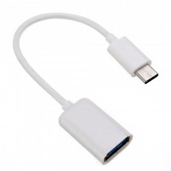 ADAPTADOR OTG USB FEMEA P/ TIPO C MACHO MD9